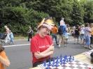 Schach auf der A40 2010